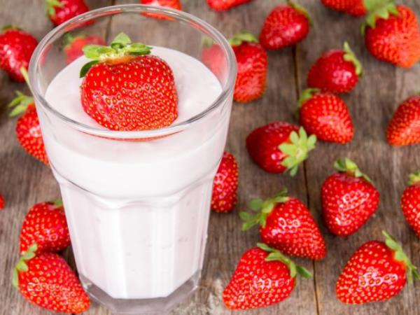 3 Top Erdbeer-Getränke