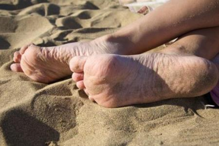 Schmerzen Ihre Füße? Kein Problem!